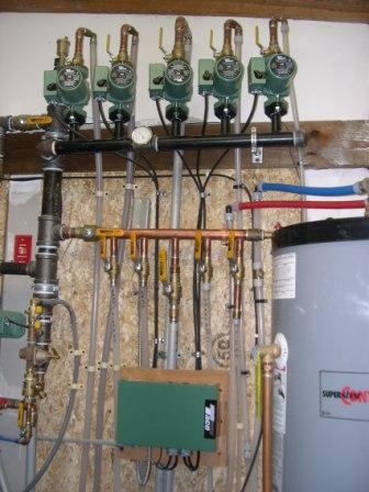 Natural And Liquid Gas Piping In Nh